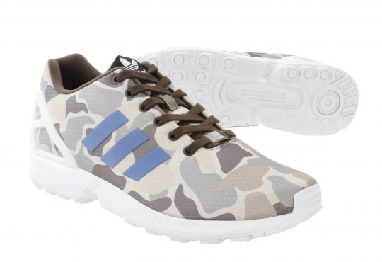 Buty adidas ZX Flux Camo Umber